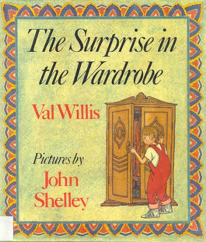 9780374373092: The Surprise in the Wardrobe