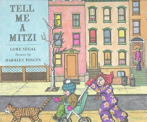 9780374373924: Tell Me a Mitzi