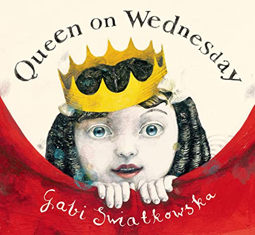 9780374374464: Queen on Wednesday