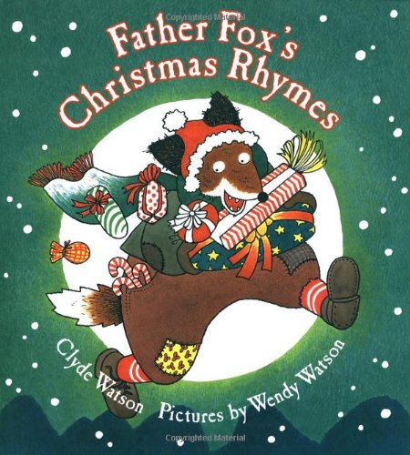 9780374375768: Father Fox's Christmas Rhymes