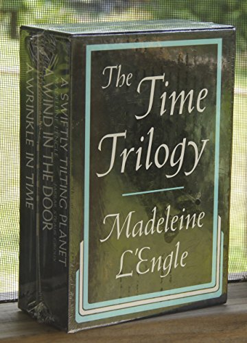 9780374375928: The Time Trilogy: A Swiftly Tilting Planet, A Wind in the Door and A Wrinkle in Time