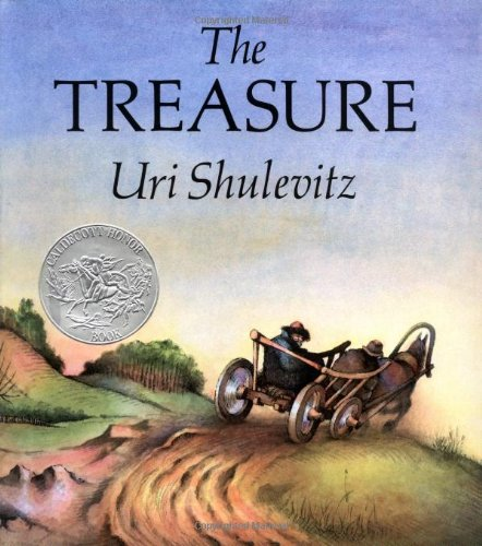 The Treasure. SIGNED by author: Shulevitz, Uri