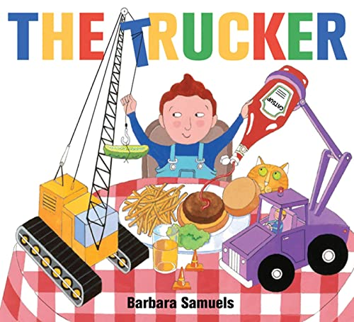 The Trucker (0374378045) by Barbara Samuels