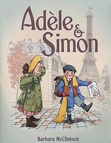 9780374380441: Adele and Simon