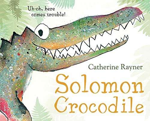 9780374380649: Solomon Crocodile: A Picture Book