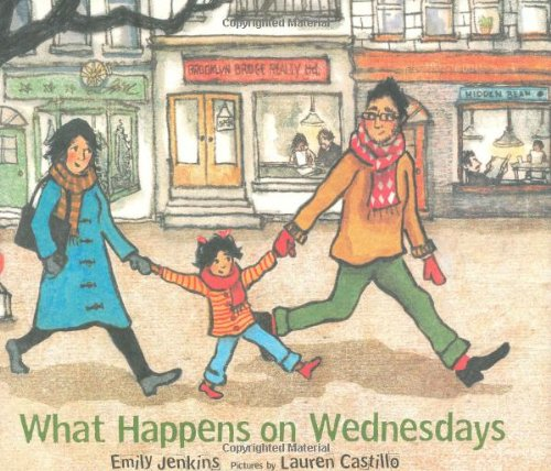 9780374383039: What Happens on Wednesdays