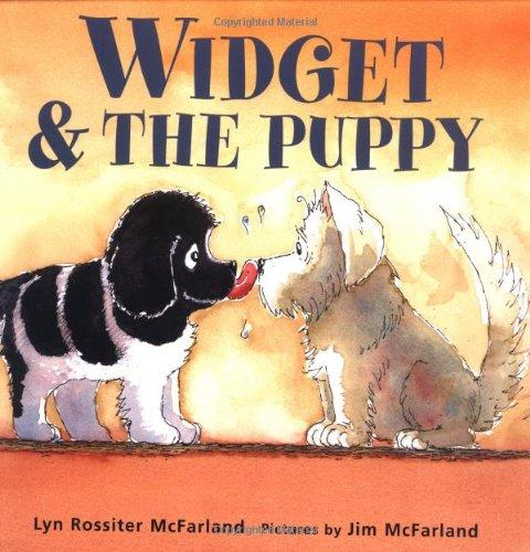 9780374384296: Widget & the Puppy