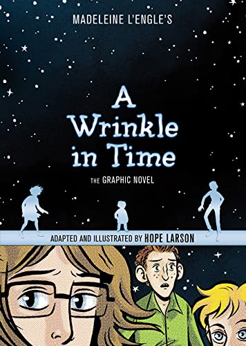 9780374386153: A Wrinkle in Time: The Graphic Novel