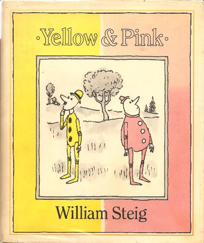 Yellow & Pink: William Steig