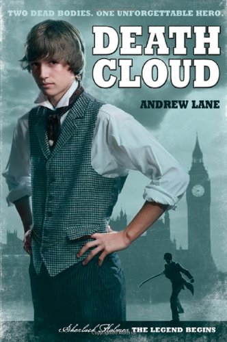 9780374387679: Death Cloud (Sherlock Holmes: The Legend Begins)