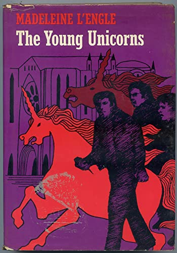 The Young Unicorns (0374387788) by Madeleine L'Engle