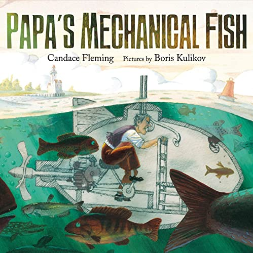 9780374399085: Papa's Mechanical Fish