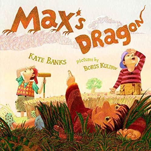 9780374399214: Max's Dragon (Max's Words)
