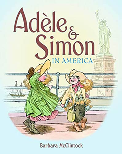9780374399245: Adele & Simon in America