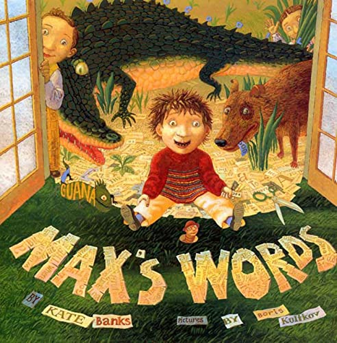 9780374399498: Max's Words