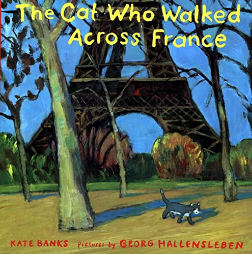 The Cat Who Walked Across France: Kate Banks