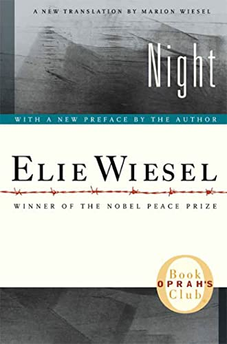 9780374399979: Night (Oprah's Book Club)