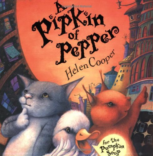 9780374400248: A Pipkin of Pepper