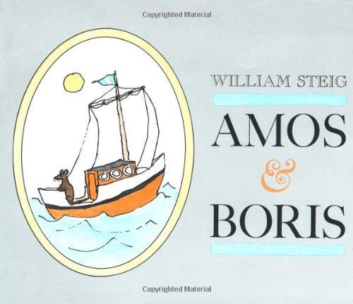 9780374403607: Amos & Boris