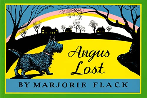 Angus Lost (Angus and the Cat)
