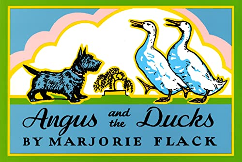 9780374403850: Angus and the Ducks