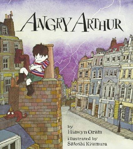 9780374403867: Angry Arthur (Sunburst Book)