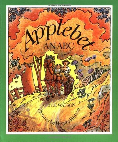 9780374404277: Applebet: An ABC (Sunburst Book)