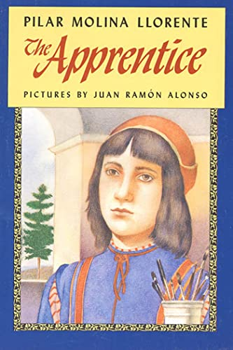 The Apprentice (0374404321) by Pilar Molina Llorente