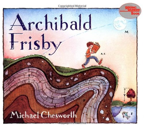 9780374404369: Archibald Frisby (Reading Rainbow Book)