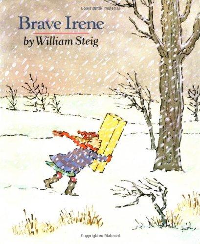9780374409272: Brave Irene (Sunburst Books)