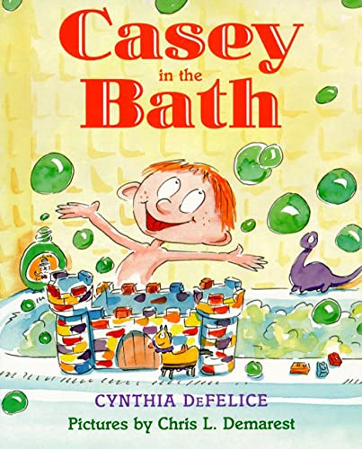 9780374410490: Casey in the Bath