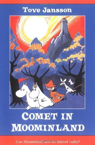9780374413316: Comet in Moominland