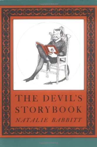 9780374417086: The Devil's Storybook (Sunburst Book)