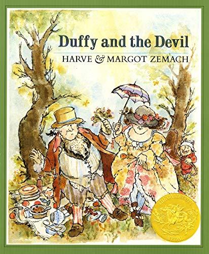 Duffy and the Devil: A Cornish Tale (Sunburst Book): Harve Zemach