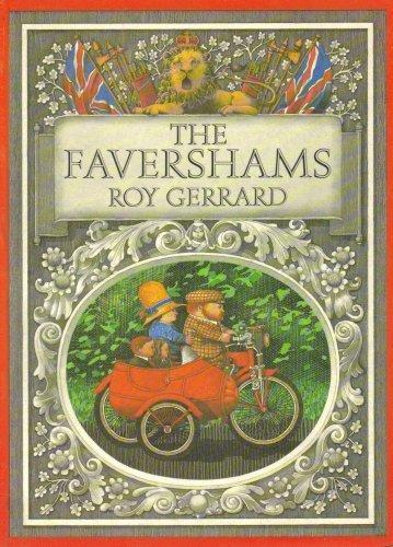 The Favershams: Roy Gerrard
