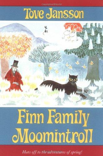 9780374423070: Finn Family Moomintroll