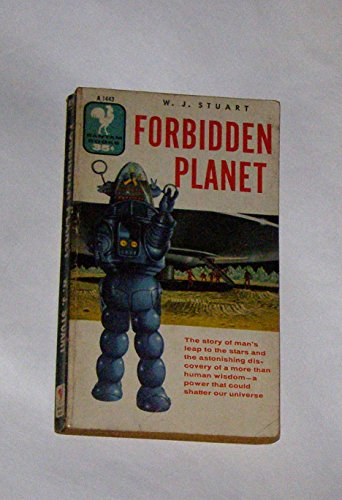 Forbidden Planet: W. J. Stuart