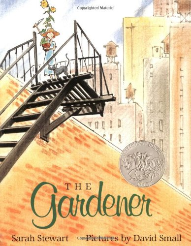 9780374425180: The Gardener (Sunburst Books)