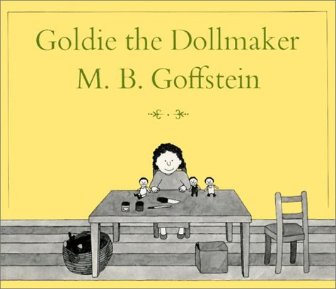 9780374427405: Goldie the Dollmaker