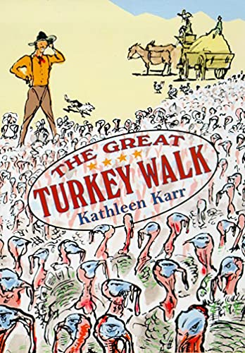 9780374427986: The Great Turkey Walk