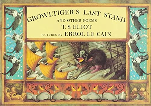 9780374428112: Growltiger's Last Stand and Other Poems