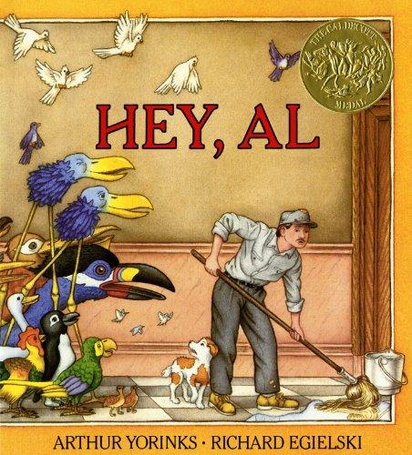 9780374429850: Hey, Al