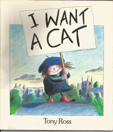 9780374435448: I Want a Cat