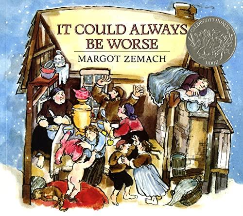 9780374436360: It Could Always Be Worse: A Yiddish Folk Tale (Michael Di Capua Books)