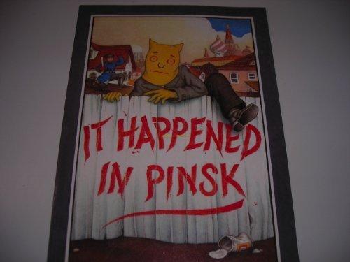 9780374436490: It Happened in Pinsk