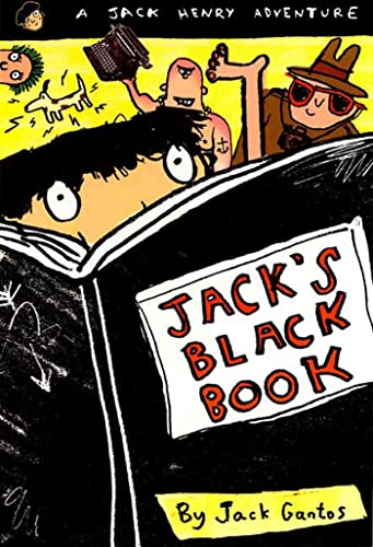 9780374437169: Jack's Black Book: What Happens When You Flunk an IQ Test? (Jack Henry)