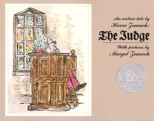 The Judge: An Untrue Tale (Sunburst Book): Harve Zemach, Margot