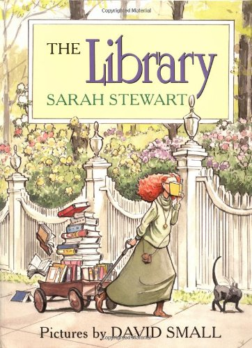 9780374443948: The Library