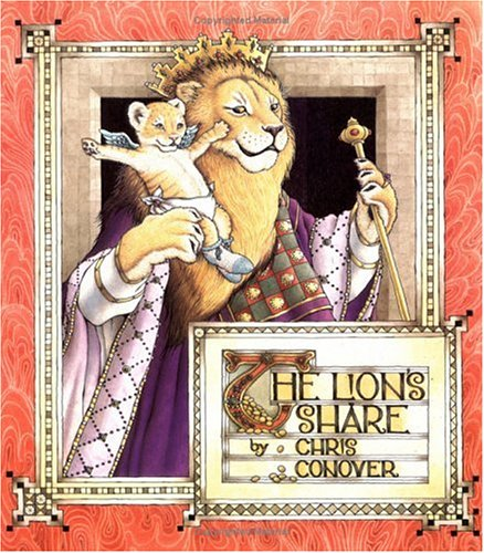 9780374444815: The Lion's Share
