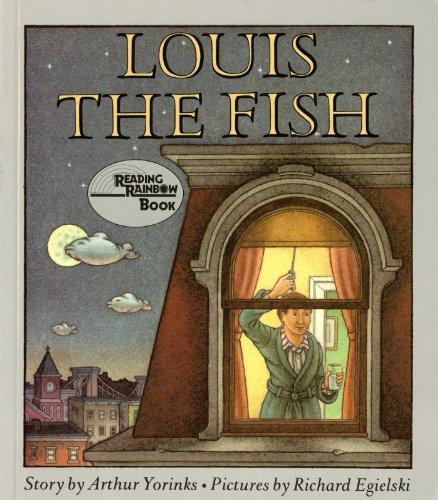 9780374445980: Louis the Fish (Reading Rainbow Books)